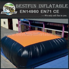 Emergency cushion PVC Life saving inflatable drop bag