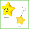 Star shape PU Foam Anti Stress Balls