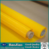 Polyester Silk Screen Printing Mesh/ 80T Yellow Polyester Printing Mesh