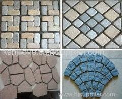 Paving stone kerbstone Cubic stone