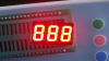 3 digit led display0.28 inch red color for instrumentation