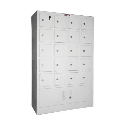 20 Door cell phone charging station steel Lockers