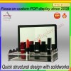 Counter top display case/acrylic cosmetic display case