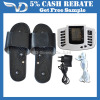 Hot Sale Acupuncture Digital Tens with Sandals Massager