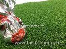 Outdoor Artificial Golf Turf Courts , Aging Resistant Artificial Green Grass