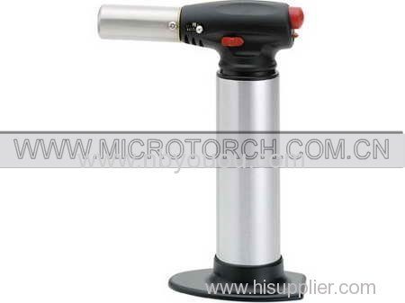 Portable Refilled Butane Micro chef Torch lighter