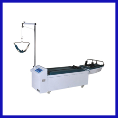 New design medical electric orthopedics traction bed