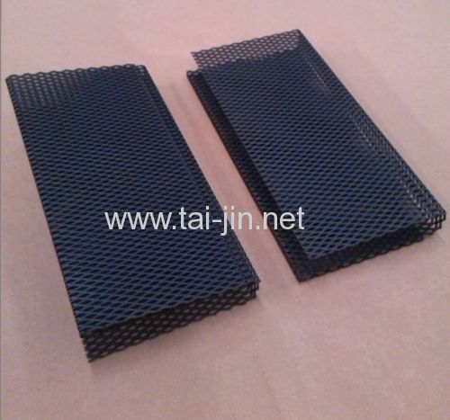 Ru-Ir Titanium Anodes for Sewage Treatment