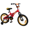 Tauki Twister 16 inch Kid Bike with Removable Training Wheels, Front Handbrake and Coaster Brake, for Boys, Sport Style,