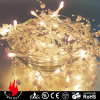 20Lwhite pearl garland warm white LED string light