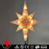 led tree topper for Christmas decoration