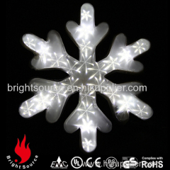 led snowflake lights for Christmas decorations