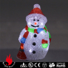 3D lighting toy snowman
