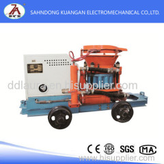 PS5I/PS6I wet type mining cement spray machines