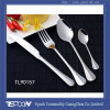 Fishtail Handle High-end Stainless Steel Cutlery Set 18/10