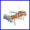 Manual wooden hospital bed