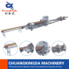 Double Side Dry Type Wall Tiles Squaring Chamfering Machine Sizing Machine