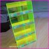 Custom Wirelss Retail Counter 4-tier 8-bins Acrylic Cellphone Accessory Display Case