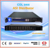 digital TV head-end equipments TS distributor is with DVB ASI input