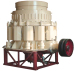 Iron ore/granite/limestone cone crusher with high efficiency