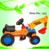 Children Ride On Toy Excavator Car 515