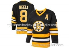 Wholesale Hockey Jersey Mens Boston Bruins Cam Neely Mitchell