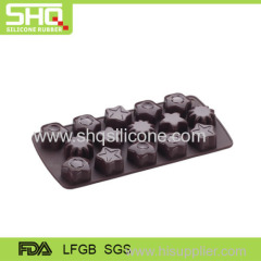 100% food grade candy shaped chocolate molds