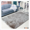 Fashion cut loop polyester shaggy carpet