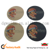 cheap logo printed absorbent paper coaster