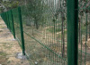 Green Colour Roadside Welded Wire Fence