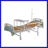 Manual hospital bed used