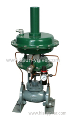self micro pressure regulating valve