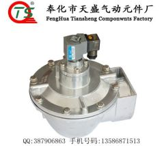 "DN-76(3"") Right Angle Solenoid Pulse valves"