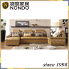 Modern sofa designs corner leather sofa