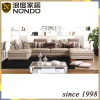 Home furniture designs living room set leather sofa