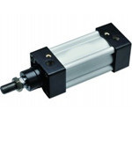 ISO6431 Standard Double Action Pneumatic Cylinders
