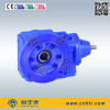 HS series helical worm gear reducer right angel