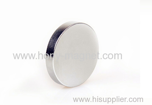 Powerful permanent magnets Sintered neodymium strong disc magnet
