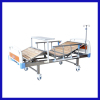 Manual wooden hospital bed trapeze