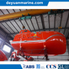 China Lifeboat F.R.P Totally Enclosed Free Fall Lifeboat