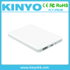 OEM Innovative Products Wholesale Ultra Slim Plastic Leather Power Banks
