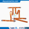 Top Luxury safety seat belt of life boat