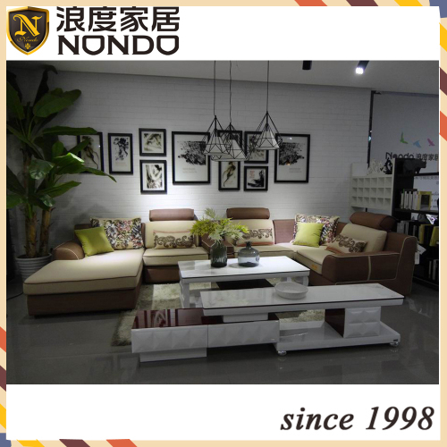Corner units living room sofa designs