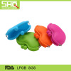 Colorful silicone coin bag
