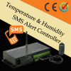 gsm sms alarm device with temperature