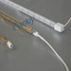 quartz halogen shortwave infrared heat lamps