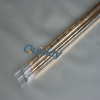 halogen infrared heating lamp with golden reflector 5000 hours can be custonized