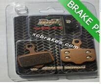 Bicycle parts sintered brake pads for AVID SYSTEMS