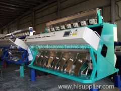 rice/grain/oats/cereal color sorter for food processing machinery