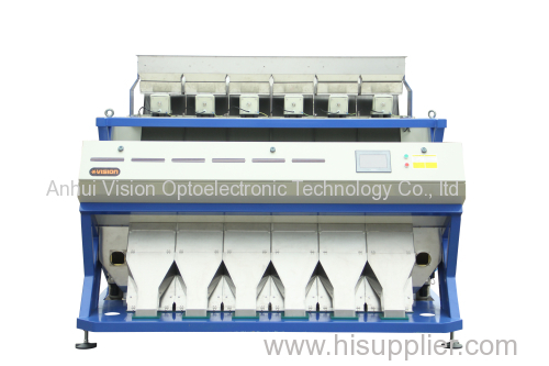Seeds CCD color sorter for food processing machinery